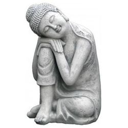 Figura ogrodowa betonowa figura buddyjska 37cm