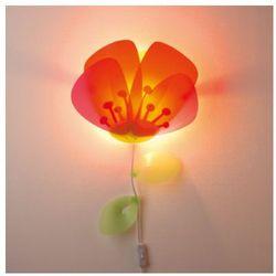 lampka ścienna kwiat maku 7744 wyprodukowany przez Haba