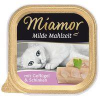 Miamor  milde mahlzeit - konserwa mięsna smak: kura z szynką 24x100g (4000158750631)