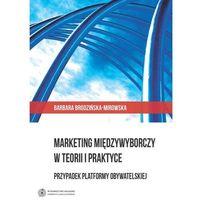 Marketing międzywyborczy w teorii i praktyce - wyprzedaż