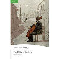The Cellist of Sarajevo + CD. Penguin Readers
