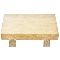 Fackelmann Deska do serwowania sushi lub innych dań kuchni azjatyckiej fckelmann 31748 - 24 cm \ drewno bukowe (4008033317481)