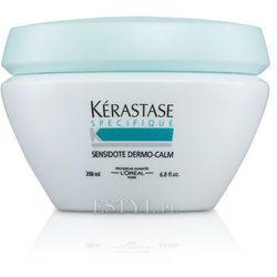 Sensidote Dermo Calm - Maska kojąca do wrażliwej skóry głowy 200ml, produkt marki Kerastase