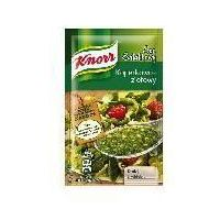 Sos sałatkowy koperkowo-ziołowy knorr 9 g marki Unilever