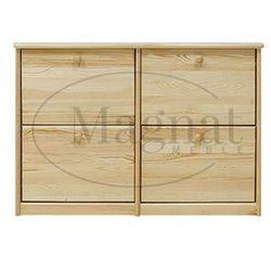 Szafka na buty drewniana nr17 marki Magnat - producent mebli drewnianych i materacy