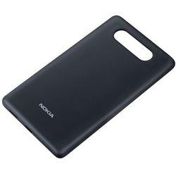 Obudowa do ładowania bezprzewodowego  cc-3041 czarny matt lumia 820 | teraz w super cenie - black matt od pro