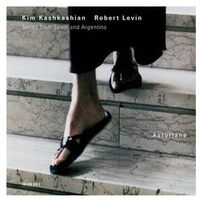 Songs From Spain And Argentina - Alberto Ginastera, Kim Kashkashian, Robert Levin