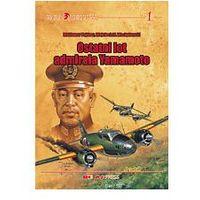 Ostatni lot admirała Yamamoto, książka w oprawie twardej