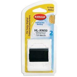 Hahnel akumulator HL-XW50 (zamiennik Sony NP-FW50) z kategorii Akumulatory dedykowane