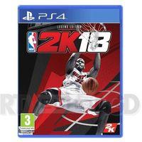 NBA 2K18 (PS4) Darmowy transport od 99 zł | Ponad 200 sklepów stacjonarnych | Okazje dnia!