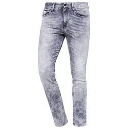Calvin Klein Jeans SLIM STRAIGHT Jeansy Slim fit grey denim, J30J300100