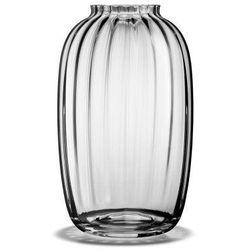 Holmegaard Szklany wazon primula, przezroczysty, wysoki - (5706422102982)
