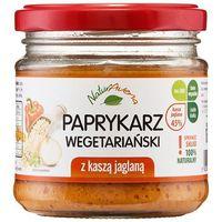 NATURAVENA 160g Paprykarz wegetariański z kaszą jaglaną | DARMOWA DOSTAWA OD 150 ZŁ!