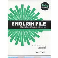 English File. Intermediate Workbook. Third edition withouy key