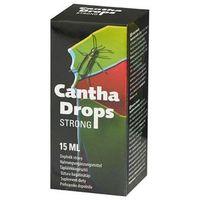 Krople na Pobudzenie Cantha Mocne 15 ml