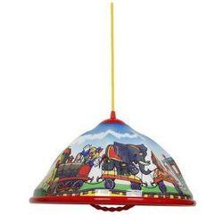 Prezent Lampa wisząca dziecięca cyrk 1xe27/60w/230v