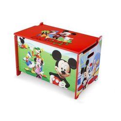 Disney myszka mickey drewniana skrzynia na zabawki marki Kocot-meble