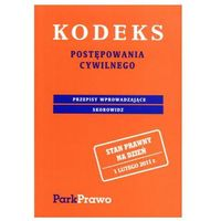 Kodeks Postępowania Cywilnego Czeczot Krzysztof (9788326211058)