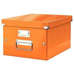 Leitz Pudło uniwersalne wow 6044-44 pomarańczowe