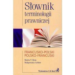 Słownik Terminologii Prawniczej Francusko-Polski Polsko-Francuski, rok wydania (2011)