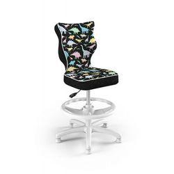 Krzesło dziecięce na wzrost 119-142cm Petit biały ST30 rozmiar 3 WK+P, AB-A-3-A-A-ST30-A