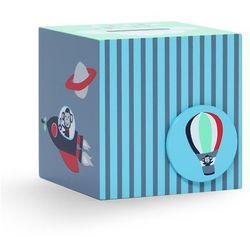 Penny Scallan Design, skarbonka, niebieskie małpki - szczegóły w Smyk