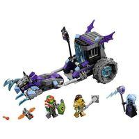 Lego NEXO KNIGHTS Miażdżący pojazd ruiny 70349