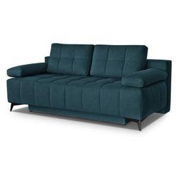 """Sofa """"ORLANDO"""" rozkładana - turkusowy, kolor niebieski"""