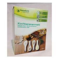 Hanneforth (mąka z bananów) Bezglutenowa mąka z bananów warzywnych (plantanów) 1 kg hanneforth (426015992