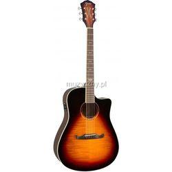 Fender  t-bucket 300 ce v3 3-color sunburst gitara elektroakustyczna