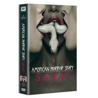 American Horror Story: Sabat, sezon 3 (DVD) - Brad Falchuk