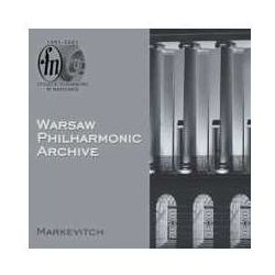 Warsaw Philharmonic Archive - Igor Markevitch