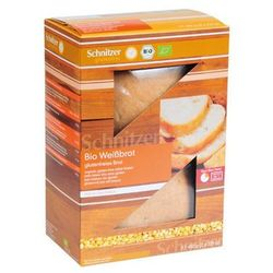 Chleb biały BIO B/G 450g - produkt z kategorii- Pieczywo, bułka tarta