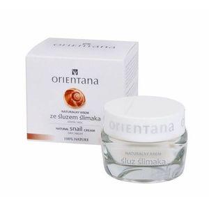 Orientana - naturalny krem ze śluzem ślimaka