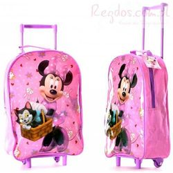 Walizka na kółkach Myszka Minnie  PRZECENA, Disney