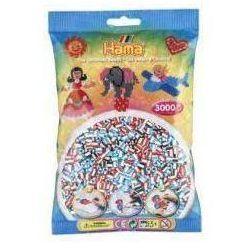 Hama Midi - Zestaw uzupełniający, prążkowany mix 2