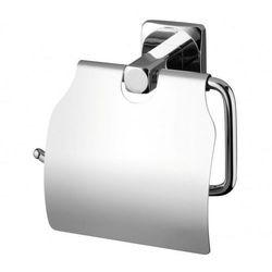 BISK Uchwyt WC z klapką ICE 04857, SH0509