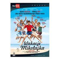 Wakacje Mikołajka [DVD] (5906190323811)