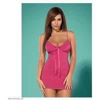 Blackardi koszulka i stringi różowe L/XL - produkt z kategorii- Pozostała bielizna erotyczna