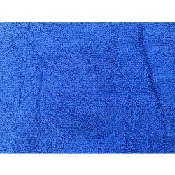 Ręcznik hotelowy niebieski 70x140 cm 100% bawełna 500 gr/m2 marki Slevo