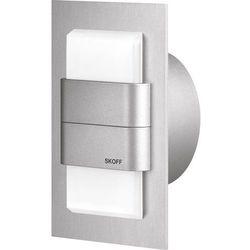 SKOFF Kinkiet DUO TANGO [obud. Aluminium] W (biały zimny), towar z kategorii: Kinkiety
