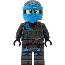 9009303 - ZEGAR LEGO NINJAGO - NYA (Minifigure Clock), 9009303