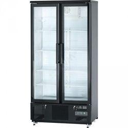 Stalgast szafa chłodnicza do butelek 500 l drzwi otwierane, kolor szary