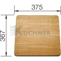 Deska do krojenia Blanco z drewna jesionowego 375x367 do Zenar - 229421, 229421