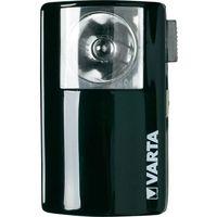 Latarka warsztatowa Varta 16645101421, 15 lm, 75 m, Baterie (DxSxW) 37 x 69 x 110 mm, czarny (błyszczący) (4