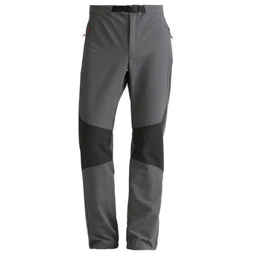 Salomon WAYFARER Spodnie materiałowe galet grey/black od Zalando.pl