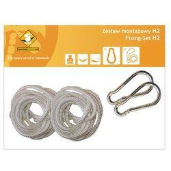 Zestaw montażowy H2_2 do hamaków, Biały koala/zh2_2