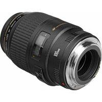 Canon 100 mm f/2.8 USM Macro - Cashback 300 zł przy zakupie z aparatem!, 4657A011AA