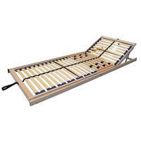 Materace dla ciebie Stelaż regulowany ręcznie z drewna brzozowego - feba 100 x 200