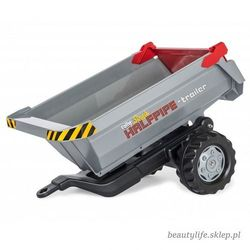 Rolly toys przyczepa wywrotka skrzynia jednoosiowa do traktora (4006485123193)